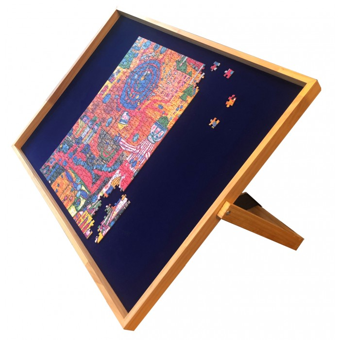 Jig-and-Puz-80015 Puzzle Table - 100 to 1000 Pieces