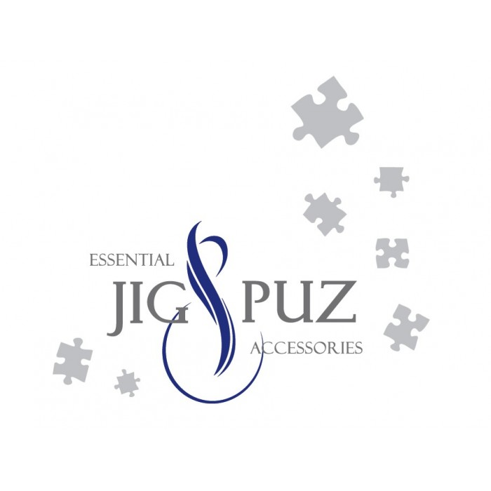 Jig-and-Puz-80005 Glue for 4 Puzzles 1000 Pieces