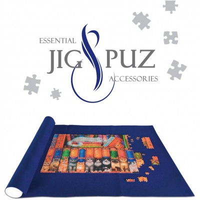 Jig-and-Puz - Puzzle Mat 300 - 3,000 Pieces