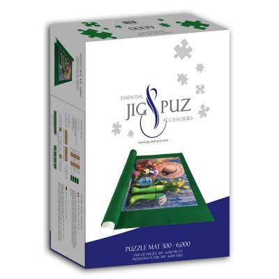 Jig-and-Puz - Puzzle Mat 300 - 6,000 Pieces