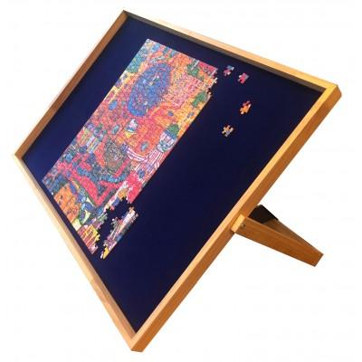 Jig-and-Puz - Luxe Puzzle Table - 100 à 1000 Pièces + 3 Plateaux de Tri