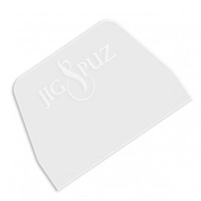 Jig-and-Puz -  Spatel zum Verteilen des Klebers